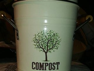 Compost Pail with lid