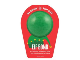 Da Bomb Bath Fizzers Elf Bath Soaks   3 5oz