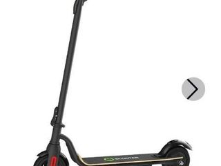 MEGAWHEElS S10 Electric Scooter Commute to Work or Ride for Fun  7500 mAh long Range Battery  Up to 25 KM H  8 0  Tires  Portable and Folding Commuter Electric Scooter for Adults  Black