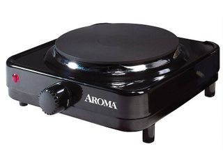 AROMA Single Hot Plate   Not Inspected