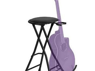 Guitarist Stool with footrest