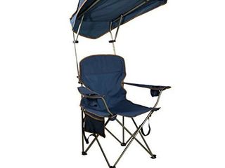 Quik Shade MAX Shade Chair  Navy   Not Inspected