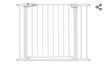 Flalivi Auto Close Safety Gate   Not Inspected