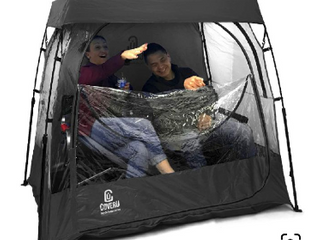 EasyGoProducts CoverU Sports Shelter AaaWeather Tent Pod AaaPatented   Not Inspected