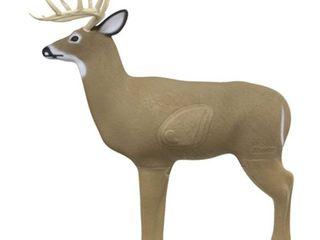 Field logic Shooter 3D Buck Target  DAMAGED