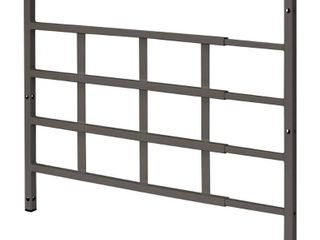 Segal S 4756 S 4766 Fixed Adjustable Child Safety Window Guard Prevents Accidental Falls  Tamper Resistant Screws Included  Non Egress  21 1 4 H x 23 1 2 38  W  Bronze
