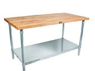 John Boos Work Table