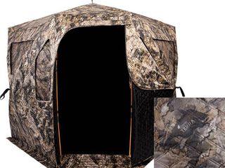 1202808 Pro Serie Thermal Hub Mossy Oak Element Terra Blind