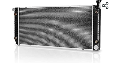 Radiator Compatible with Chevy GMC Suburban Yukon Tahoe Pickup Escalade C1500 C2500 C3500 K1500 K2500 K3500 5 0l 5 7l V8 DWRD1018   Not Inspected