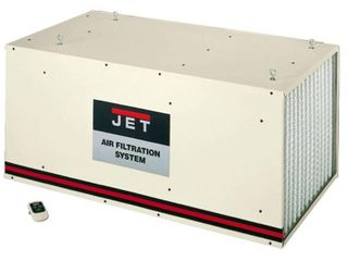 Jet 708615 AFS 2000 800 1200 1700 CFM 3 Speed Air Filtration System   Not Inspected