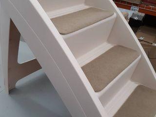 Solvit PupSTEP Plus Xl Stairs  28 x 18 x 25 Inch    62398