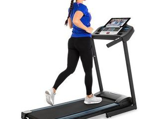 750w Foldable Electric Motorized Treadmill Running Jogging Gym Power Machine   Not Inspected