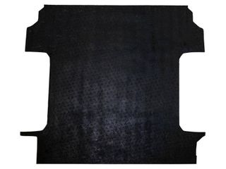 Westin Rubber Truck Bed Mat   2015 2020 Ford F 150  5 5ft Bed    50 6355   Black   1 Pack   Not Inspected