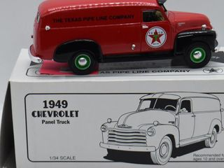 1949 Chevrolet Panel Truck  1 34 scale  die cast