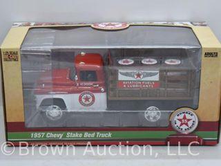 1957 Chevrolet Stake Truck  die cast