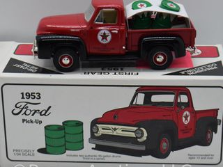 1953 Ford Pickup  die cast  1 34 scale