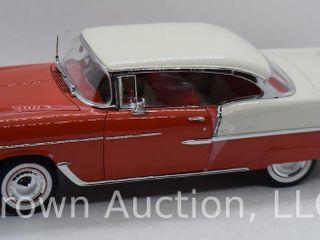 1955 Chevrolet Bel Air die cast model