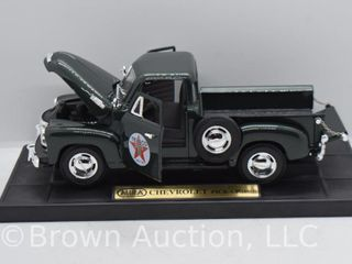 1953 Chevrolet Pickup die cast model