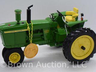 John Deere 4020 die cast precision series tractor  1 16 scale