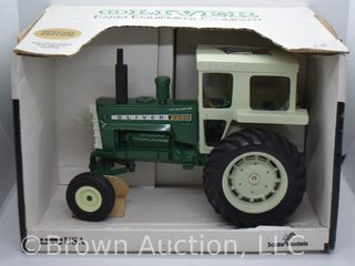Oliver 2255 die cast tractor  1 16 scale