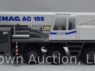 Demag AC 155 Crane die cast model  1 50 scale
