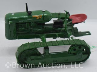 Oliver OC 3 die cast Trac tractor  1 16 scale