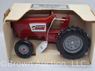 International  Hardware Hank  die cast tractor  1 16 scale