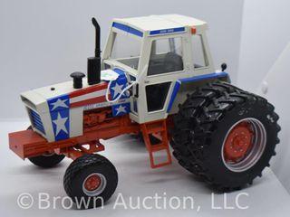 Case 1570 Spirit of  76 die cast tractor  1 16 scale