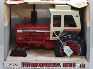 International 1456 die cast tractor  1 16 scale