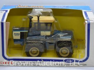 Ford FW 60 4WD die cast tractor  1 32 scale
