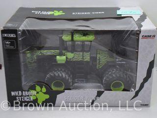 Steiger  Tiger  4WD die cast tractor  1 32 scale