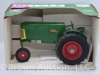 Oliver 77 row crop die cast tractor  1 16 scale