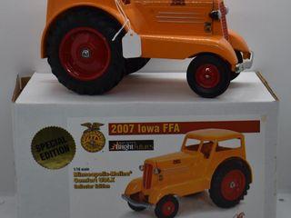 Minneapolis Moline Comfort UDlX die cast tractor  1 16 scale