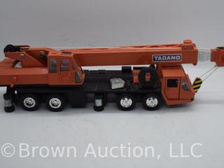 Tadano TG 452 die cast crane  probably 1 50 scale