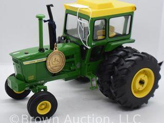 John Deere 4320 die cast tractor  1 16 scale