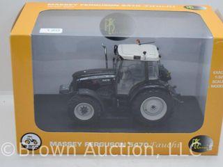 Massey Ferguson 5470 Fauchi die cast tractor  1 32 scale  black