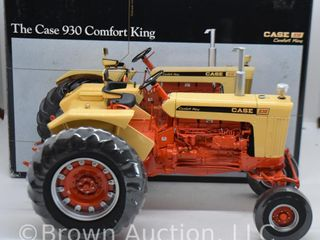 Case Comfort King 930 die cast tractor  1 16 scale