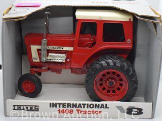 International 1468 die cast tractor  1 16 scale