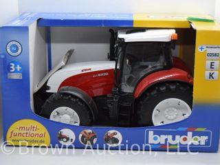 Steyr CVT 6230 toy tractor  1 16 scale