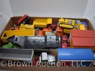 assortment of lesney Matchbox  King Size  toys
