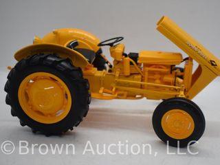 Massey Harris Ferguson  Work Bull  die cast tractor  1 16 scale