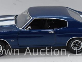 1970 Chevrolet Chevelle SS die cast model  1 24 scale