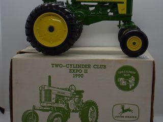John Deere 720 Hi Crop die cast tractor  1 16 scale