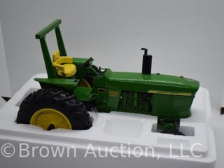 John Deere 4000 die cast precision series tractor  1 16 scale