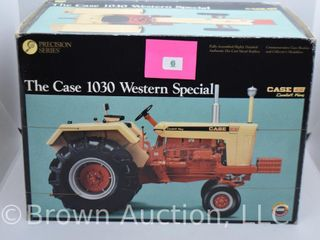 Case 1030 Western Special die cast precision series tractor  1 16 scale