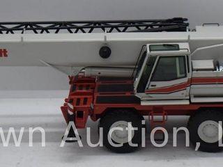 link Belt RTC 80100 Rough Terrain Crane die cast model  1 50 scale
