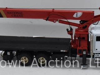 National Crane model 1300H Boom Truck die cast model  1 50 scale