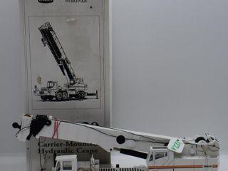 Grove TM9120 Carrier Mounted Hydraulic Crane die cast model  1 50 scale