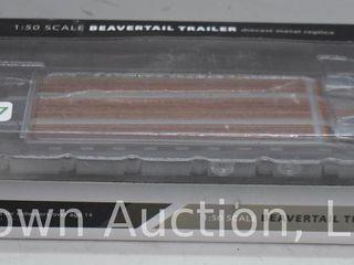Beavertail Trailer  1 50 scale