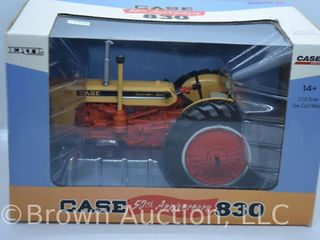 Case 830 die cast tractor  1 16 scale